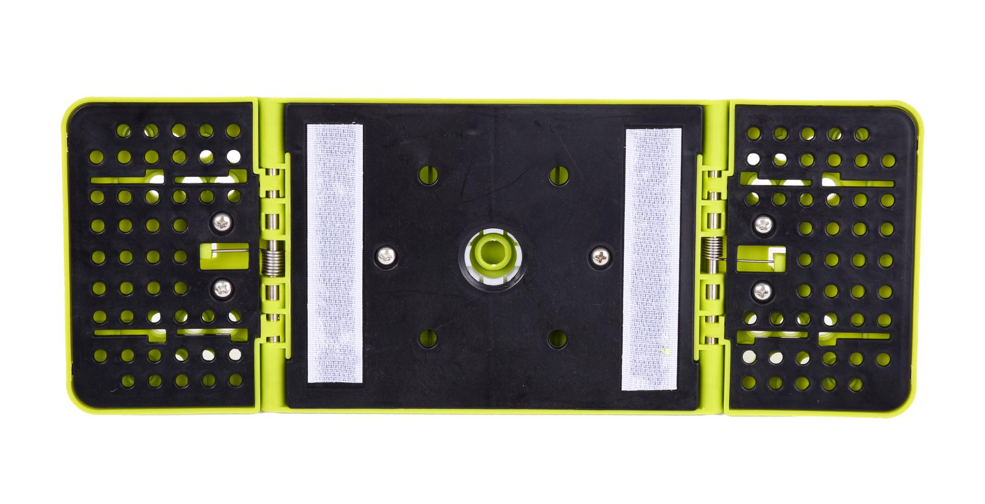 Náhradní automatická skládací platforma, s návlekem