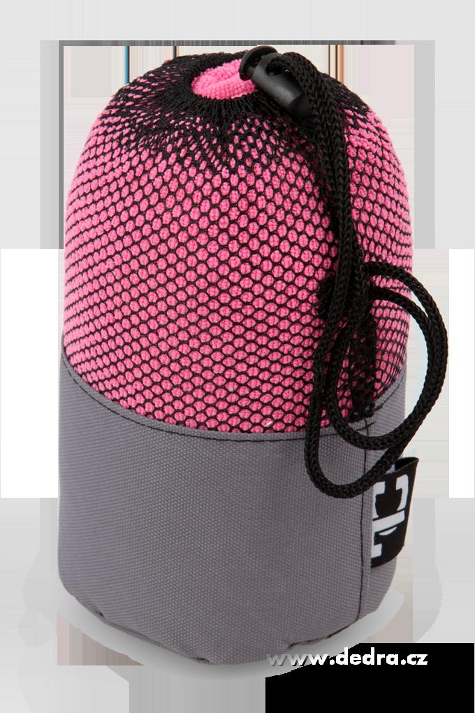 FC68024-XXL ultrasavá podložka / uterák fuksia
