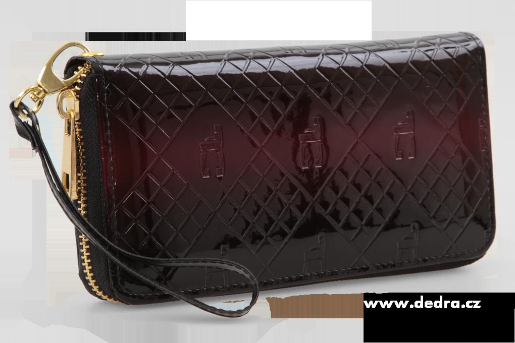 Luxusní dámská, peněženka s FC