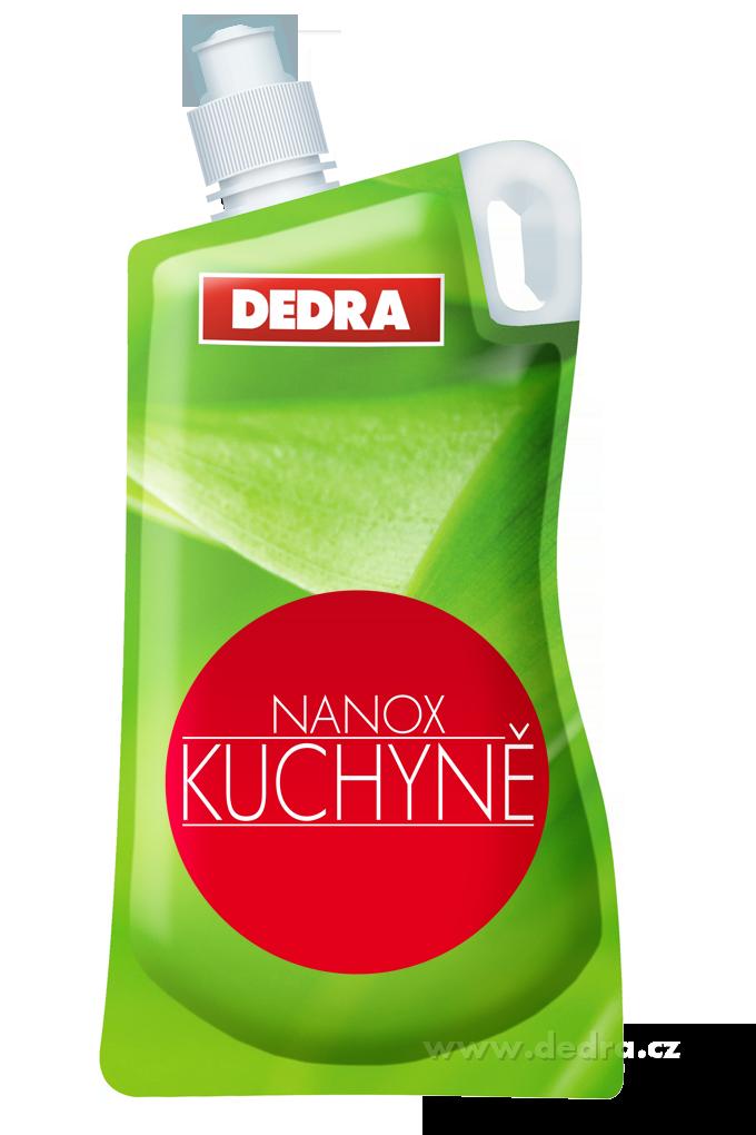 NANOX KUCHYNĚGREENPACK 1000 mlčistič na kuchyně