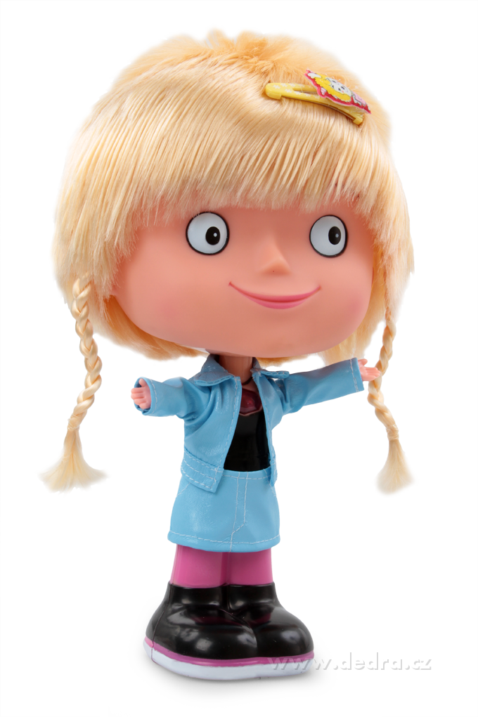 FC73772-Hovoriace bábika SANDRA s blond vláskami