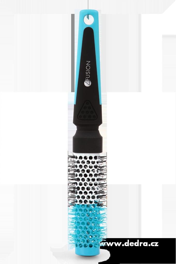 Profesionální kartáč na vlasy,průměr 4 cm ceramic & ionic