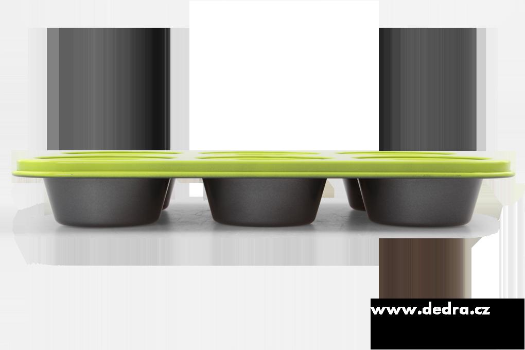 DA7798-Forma BIOPAN muffiny 6 ks MAXI muffinov