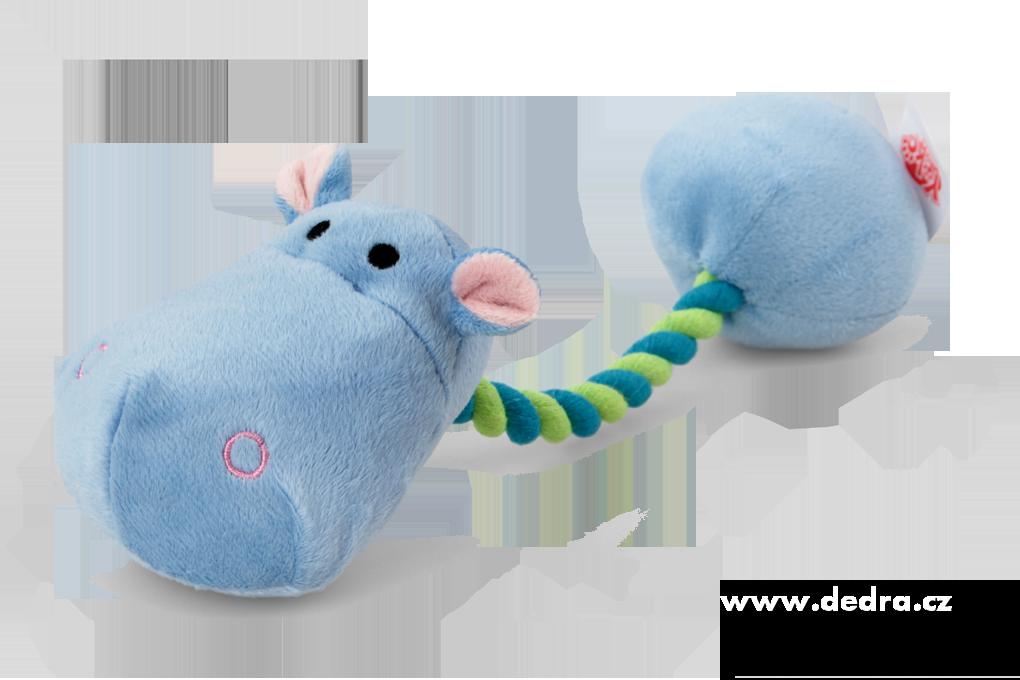 Kousadlo/házedlo HROŠÍK hračka pro domácího mazlíčka