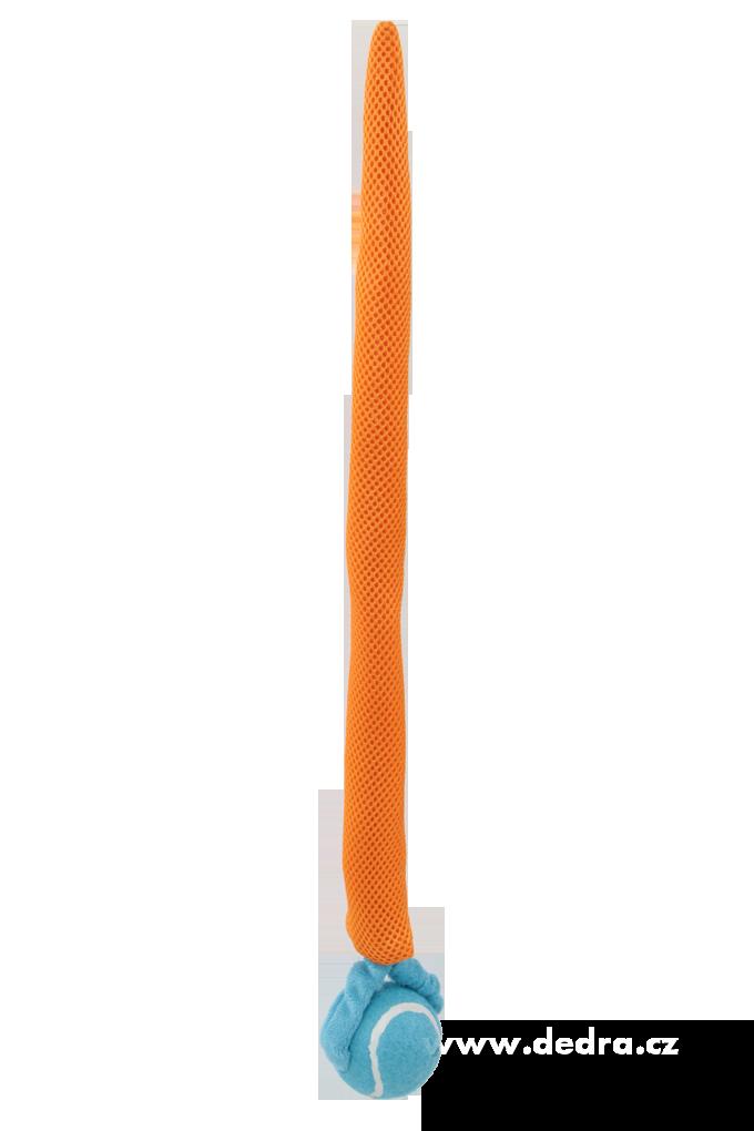 Házedlo - aportovací hračka 2v1 oranžová