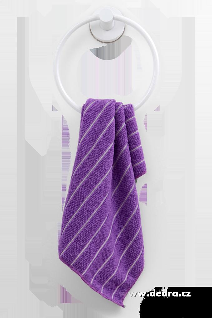 DA7854-Kruhový držiak uteráka, utierok SYSTEM60