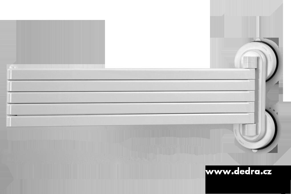 DA7855-Päťramenný otočný držiak uterákov, utierok SYSTEM60