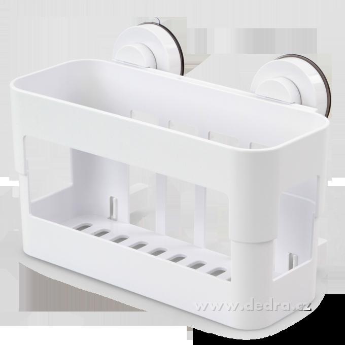 Velká závěsná police do koupelny,kuchyně SYSTEM60