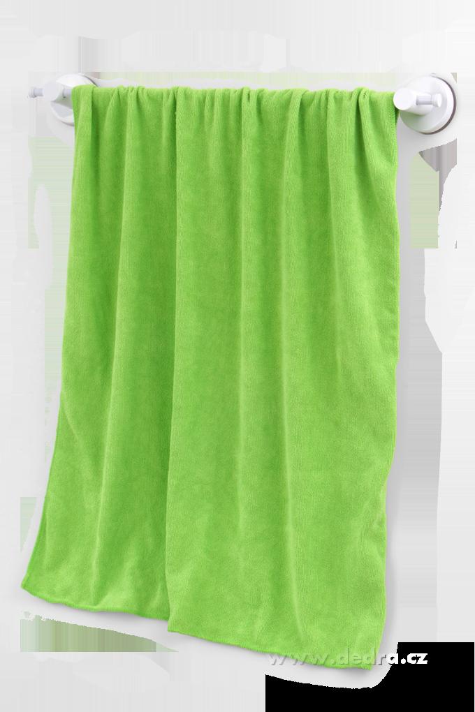 Dlouhá závěsná tyč na osušky a ručníky SYSTEM60
