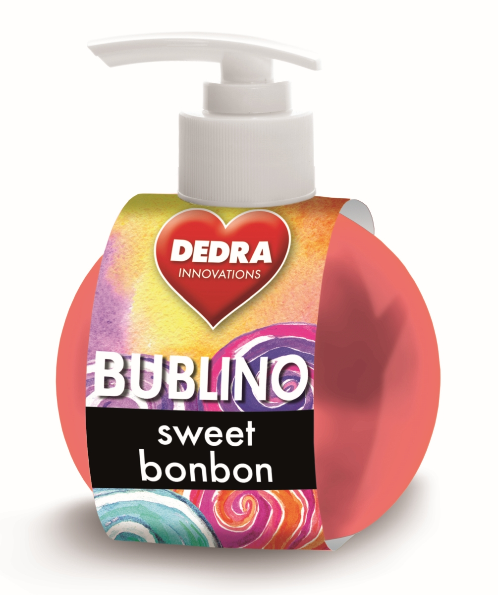 BUBLINO sweet bonbon gel-krémové mýdlo