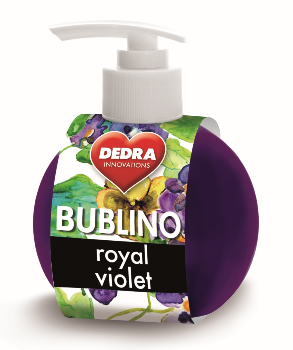 BUBLINO, royal violet