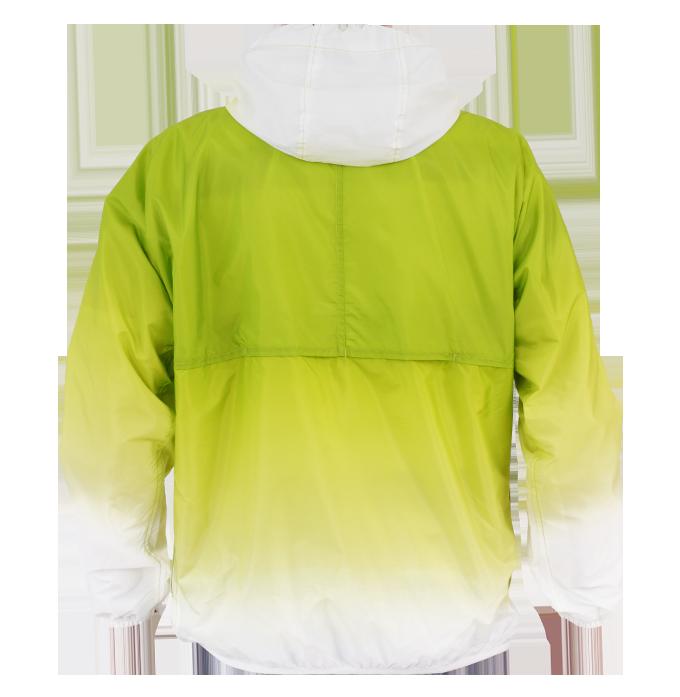 FC7922S-DANNY unisex bunda jasne zelená