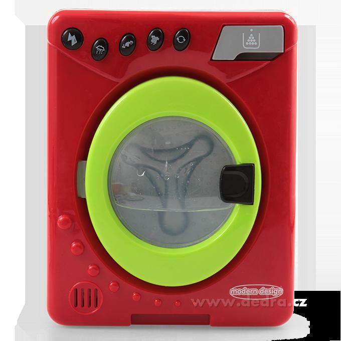 DA7942-XXL PRÁČKA realistická elektronická hračka