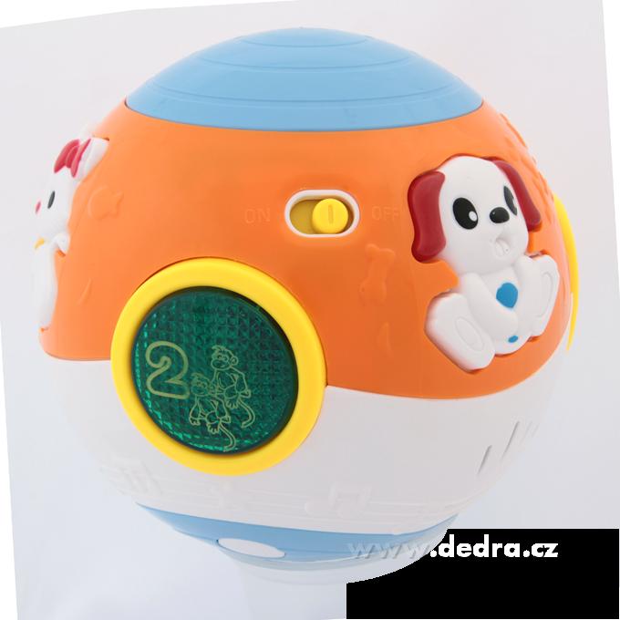 MAGICUM KOULUM aktivní koule,hračka