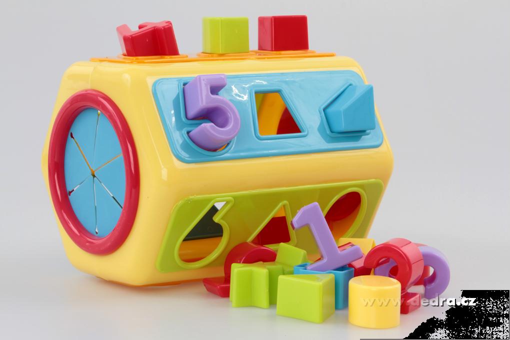 ZASTRČBOX, aktivní box, hračka