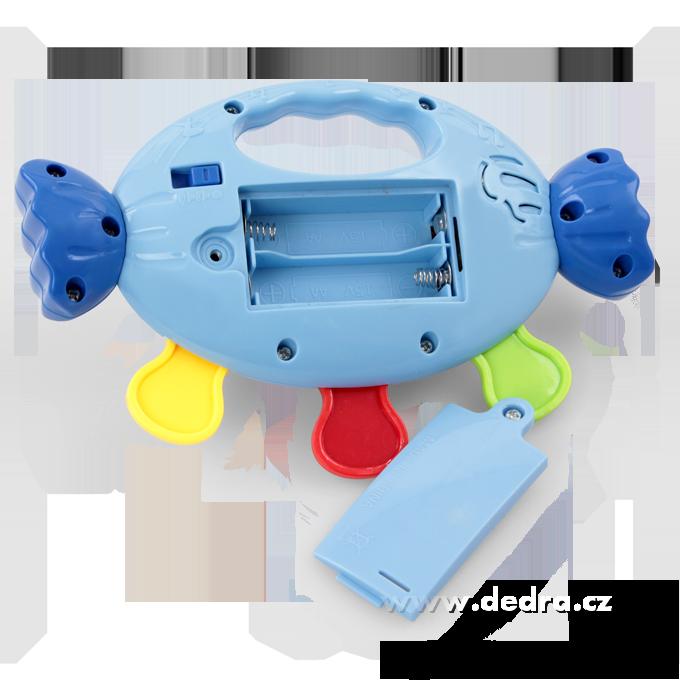 DA7958-HRACÍ FARMA muzikálny elektronická hračka