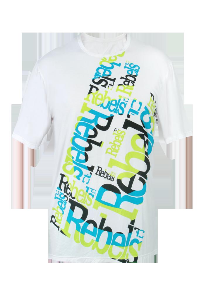 Rebels pánské triko, bílé