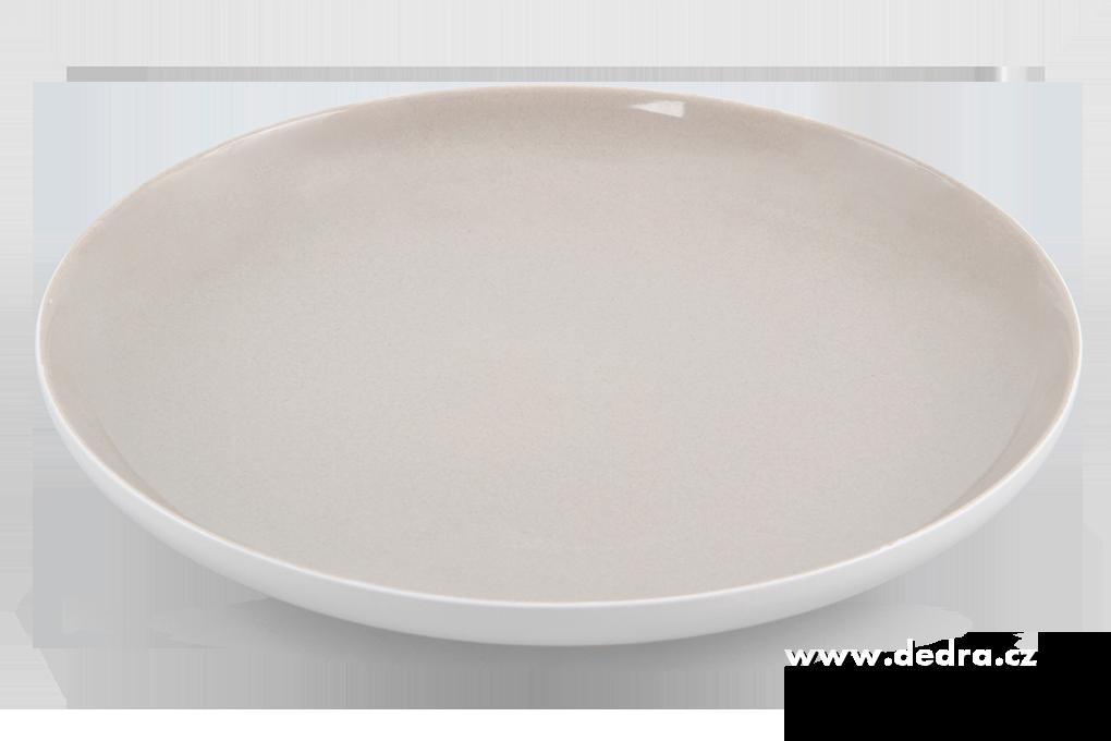 BALI CERAMICS, velký servírovací talíř 30 cm