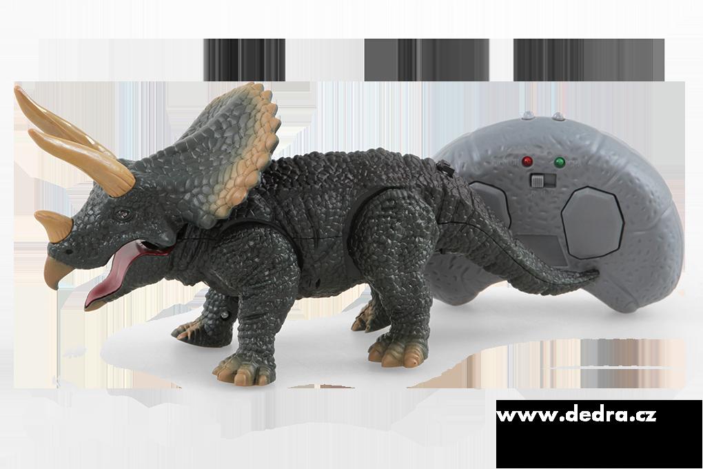 Robotický DINOSAURUS Triceratops