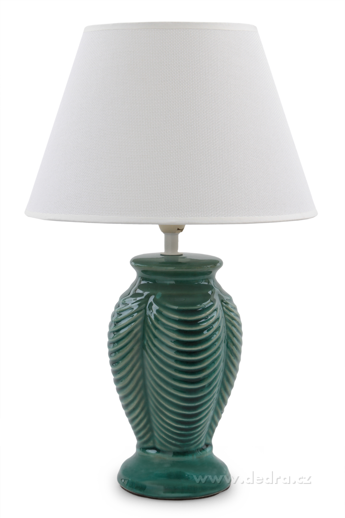 NATURE stolní lampa mentolová