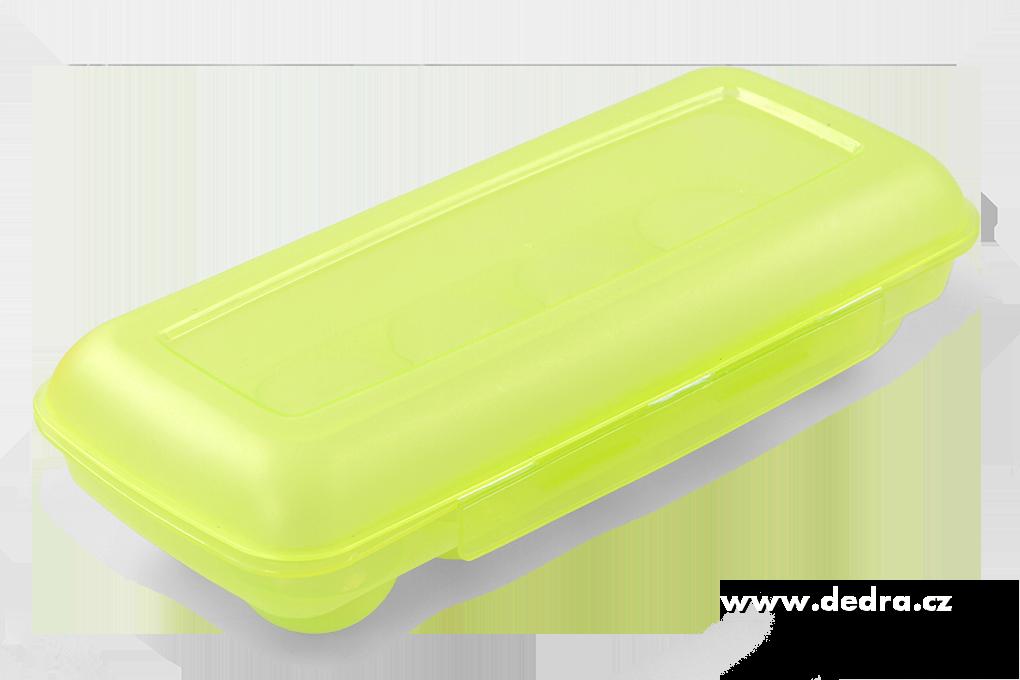 Vodnesvejce box pro uchovávání vajec zelený