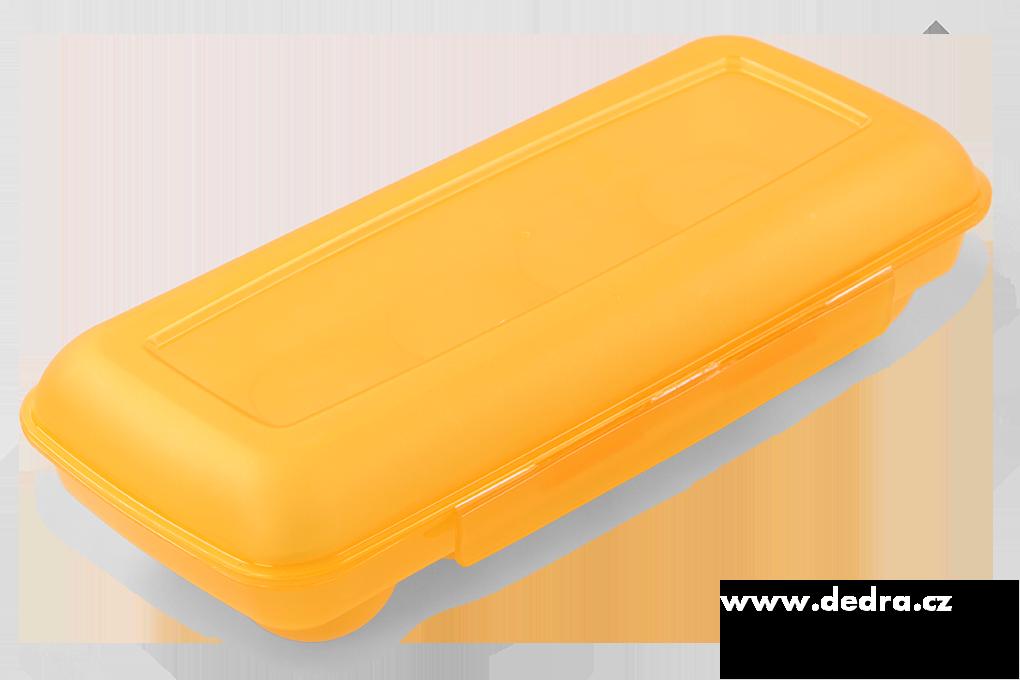 Vodnesvejce box pro uchovávání vajec oranžový