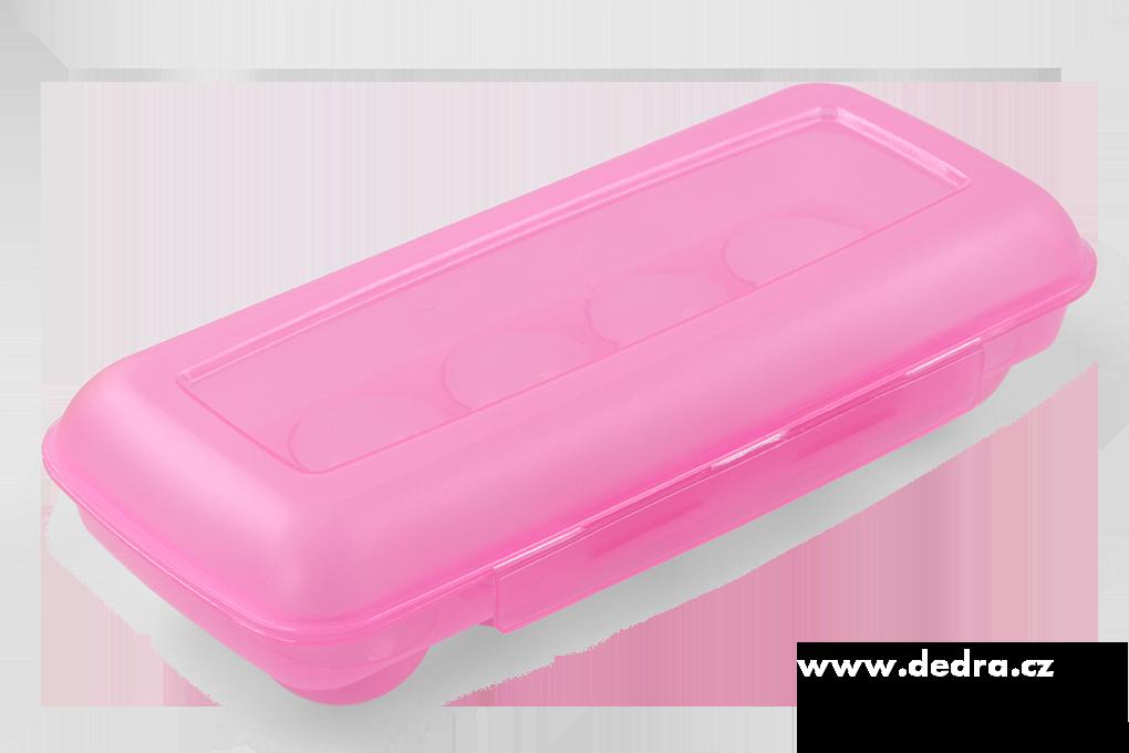 Vodnesvejce box pro uchovávání vajec růžový