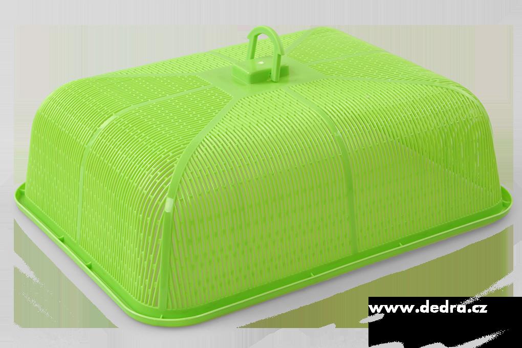 Megapoklop na potraviny zelený