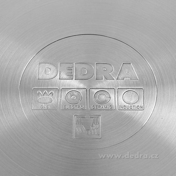 DA83825-DEDRALUXOR hrniec s pokrievkou 5500 ml