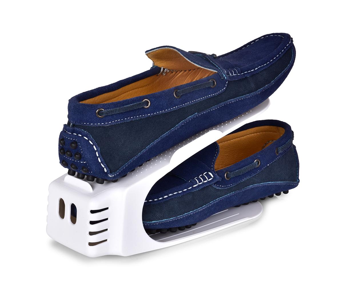 BOTOŠTOS® stojan na skladování obuvi, zvýší kapacitu botníku o 100 %