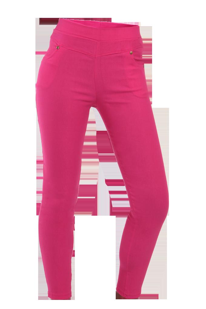 NADIA LONG, elastické kalhoty