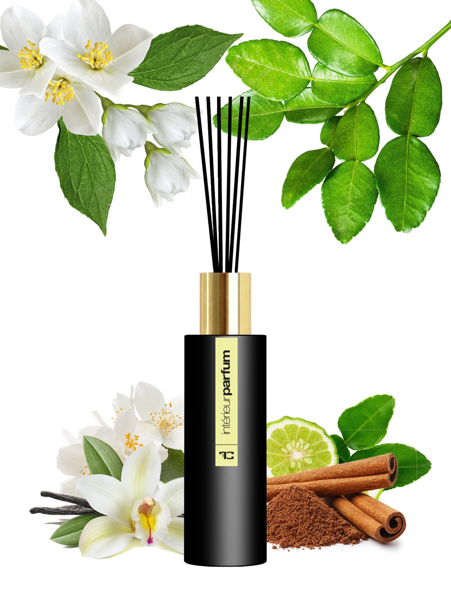 Interiérový parfém VANILLA CREAM, vonný roztok s vysokým obsahem parfémové kompozice