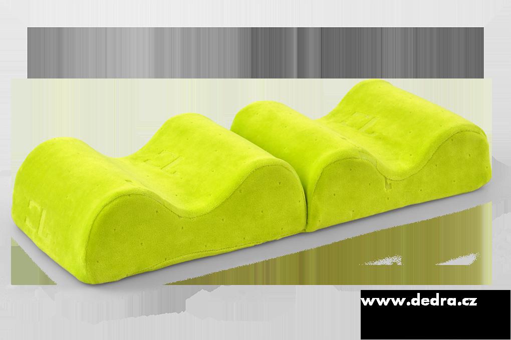 ANATOMIXX podložka pod nohy z paměťově pěny, KOLENA & KOTNÍKY, rozkládací