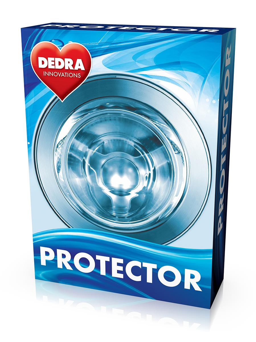 Prášek na ochranu pračky PROTECTOR proti vodnímu kameni 1 kg na ochranu pračky