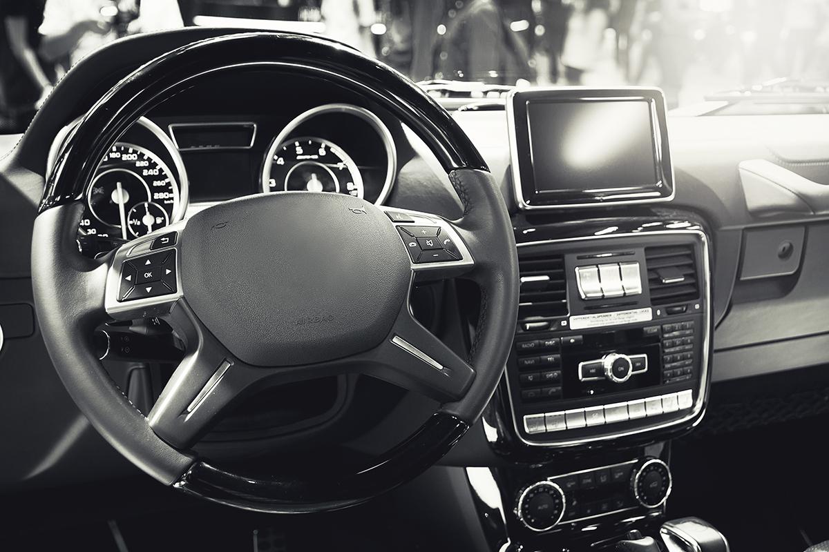 CAR INTERIOR spray, čistič interiérů aut