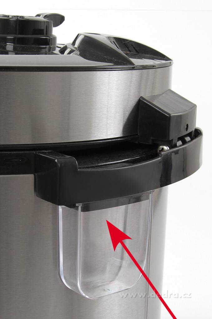 EL79797-Záchytná nádobka na kondenzát ku COMBIVARU