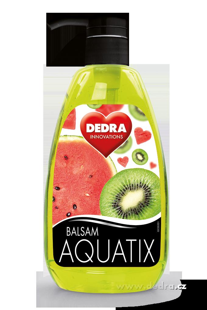 AQUATIX BALSAM melon & kiwi na ruční mytí nádobí