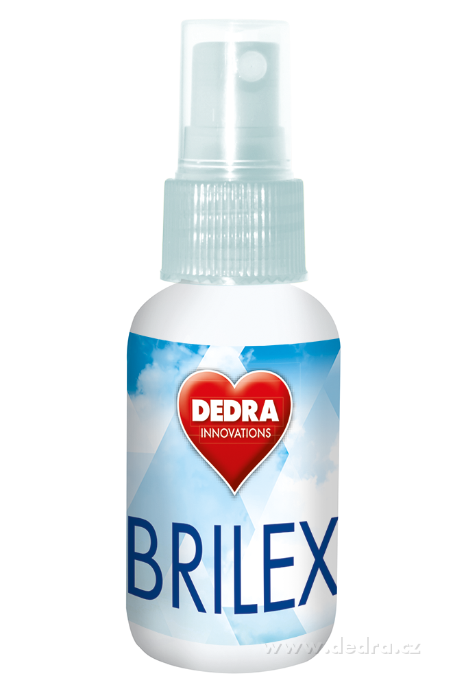 Brilex čistič brýlí 50 ml