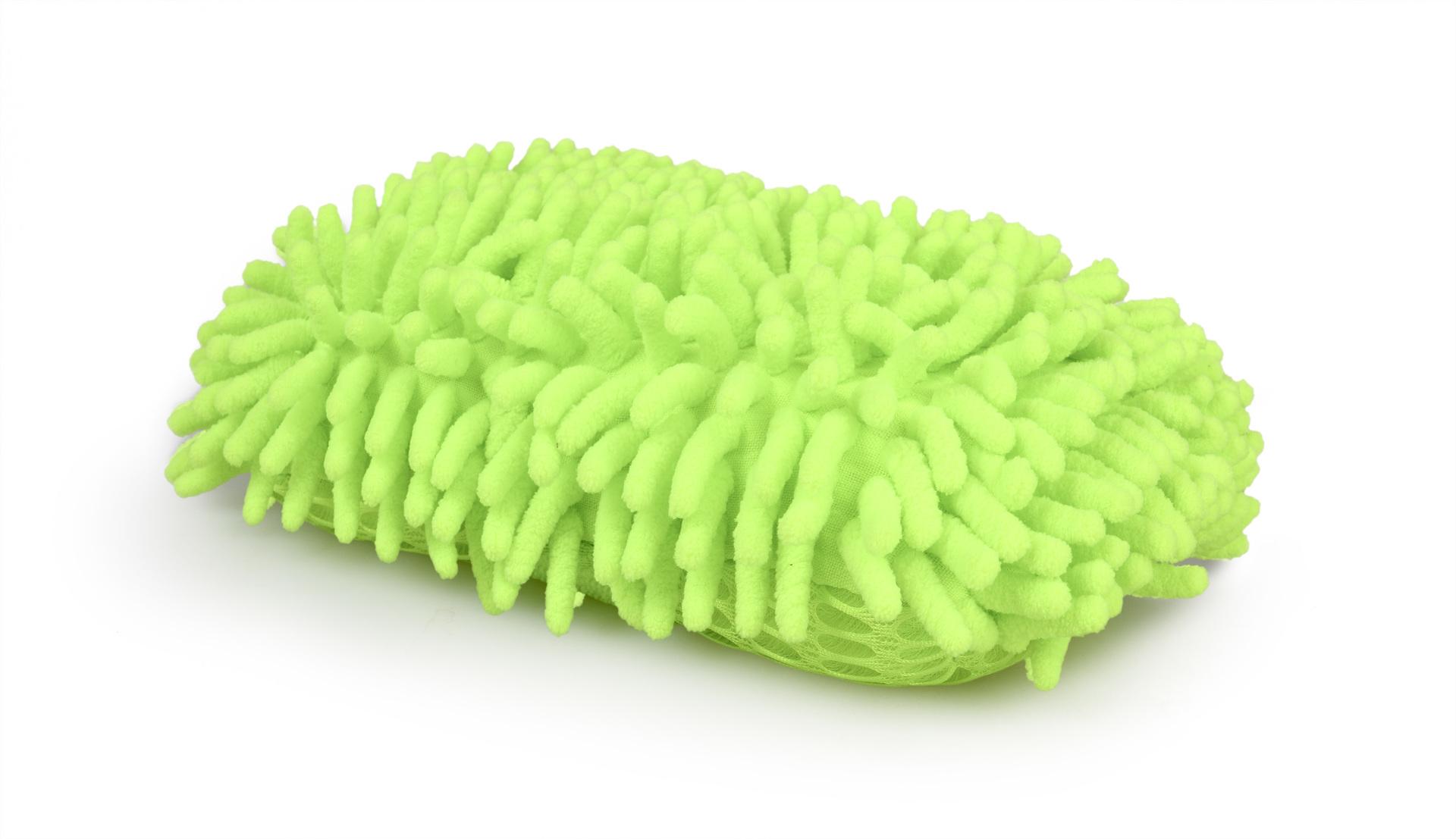 SASANKO-HOUBA na šetrné mytí automobilů, jasně zelená