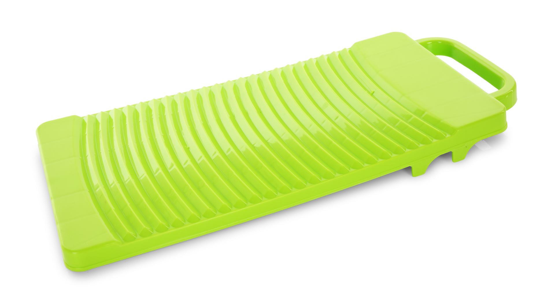 Valcha na praní zelená 14,5 cm x 33 cm