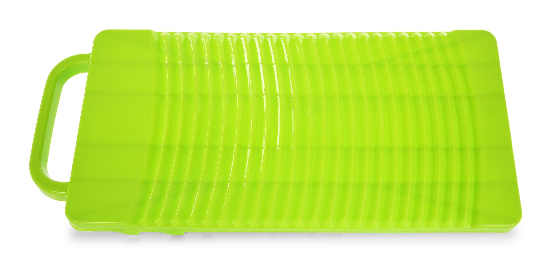 DA1340-Valcha na pranie zelená 14,5 cm x 33 cm