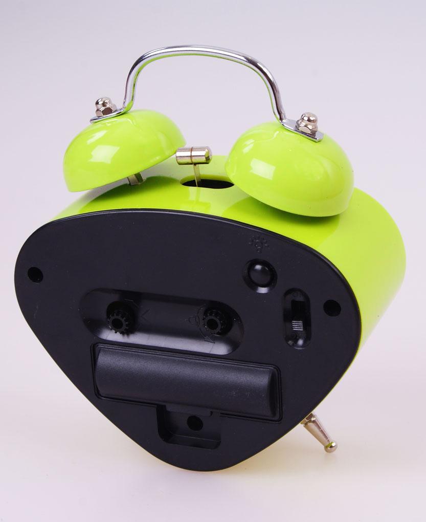 DA2147-Retrobudík zelený na 1 Tuz. batériu v. 12 cm