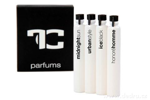 AA0873-Sada 4 vzoriek pánskych vôní