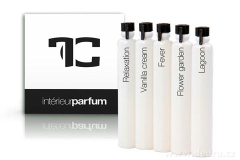 AA0879-Sada 5 vzoriek vôní interiérových parfémov