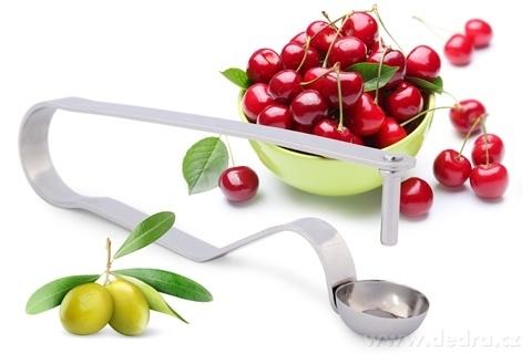 DA5652-Olivátoru / ČEREŠŇÁTOR ľahko odkôstkujeme čerešne, višne, olivy ..