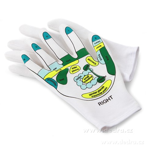 FC10054-Samoúčinné gelové a výživné a masážne gelové rukavice