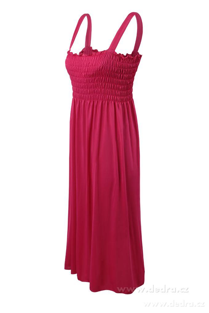 1b7acbe30e7 KARYN krátké šaty fuchsiové - Vaše DEDRA - oficiální stránky