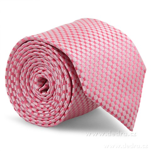 FC86294-5 dielna sada EĽRO kravata, vreckovka a 2 ks gombíkov