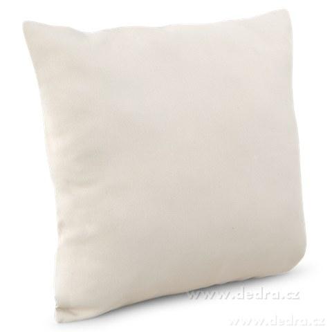 DA10373-Poťah na vankúš z pevnej tkaniny smotanový