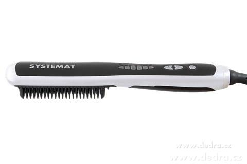 EL8769-Hrebeňová keramická žehlička na vlasy COMBGLIDER systémy